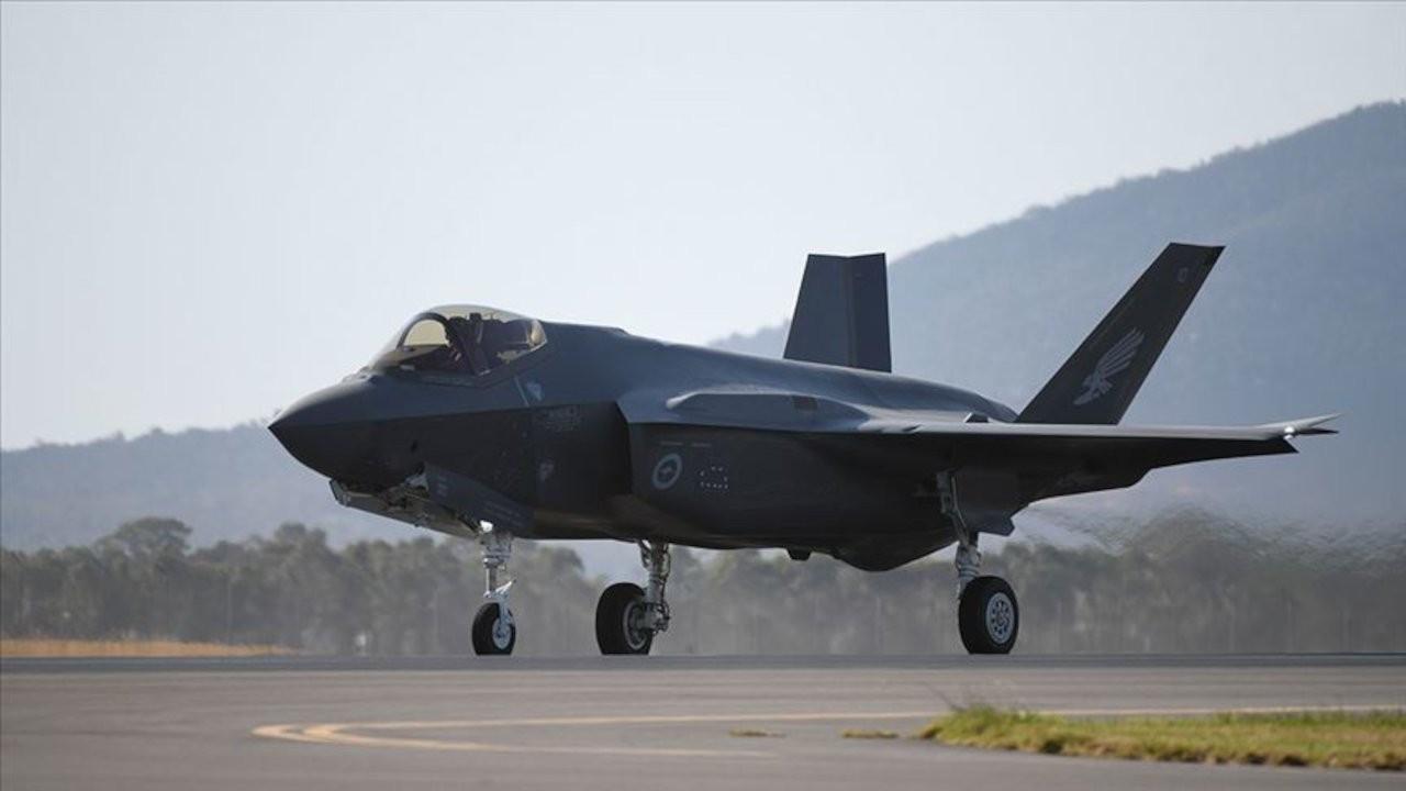 ABD'den Ankara'ya resmi bildirim: Türkiye F-35 projesinden çıkarıldı