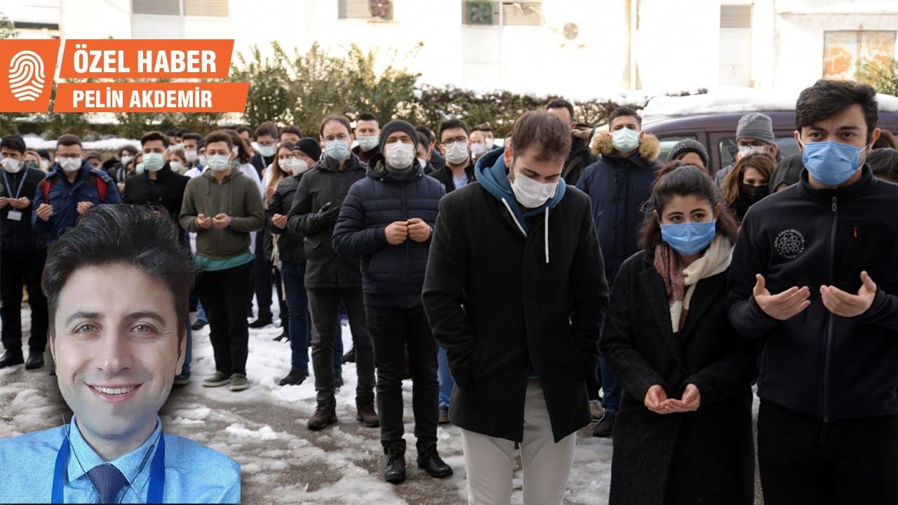 SES Bursa Şube Başkanı İrfan Açık: Mobbing tüm hastanelerde yaşanıyor