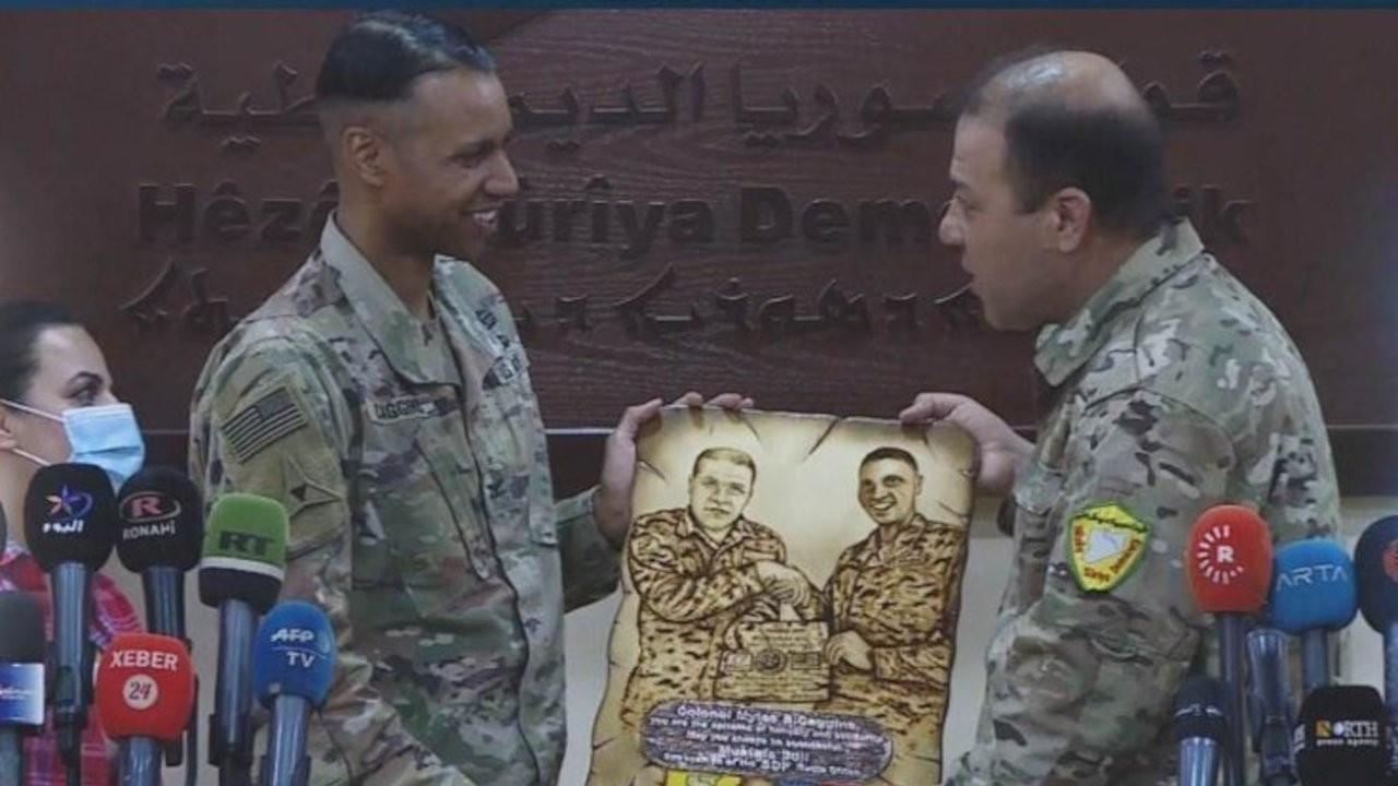 ABD'li eski sözcü: Kürt atasözü paylaştım PKK sloganı dediler