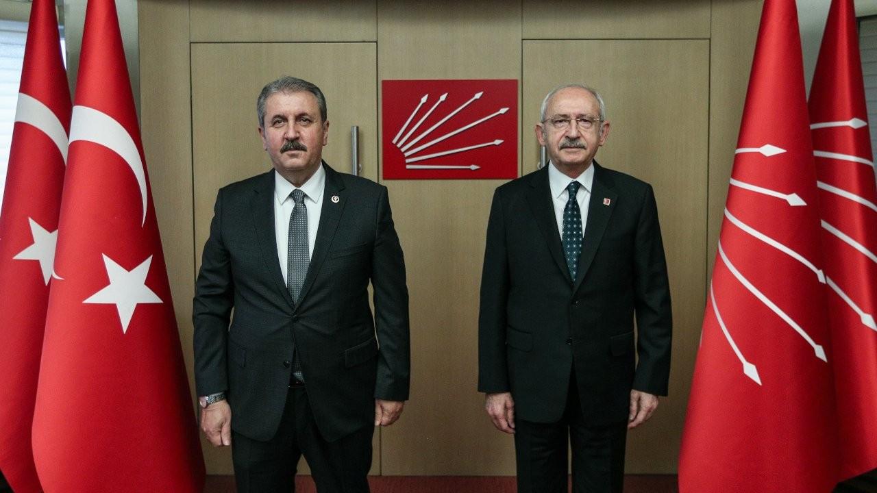 Kılıçdaroğlu: Hakaret etmeyin, 5 soru sordum cevap verin