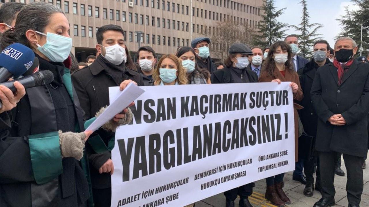 Ankara'da kaçırılan öğrenciler için suç duyurusu