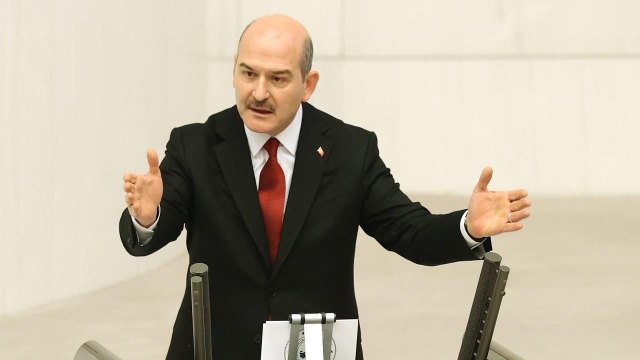 Soylu: Gare'ye giden HDP'li Dilan Dirayet Taşdemir