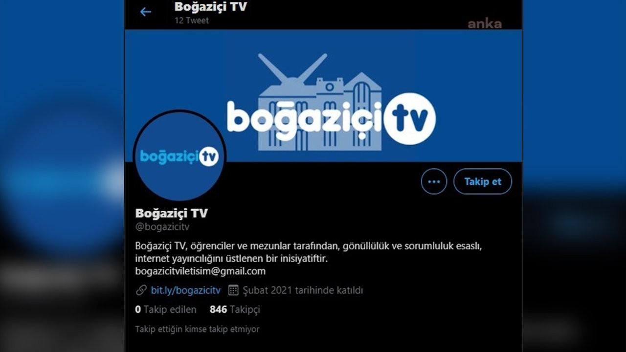Boğaziçi öğrencileri yayına başladı: Boğaziçi TV