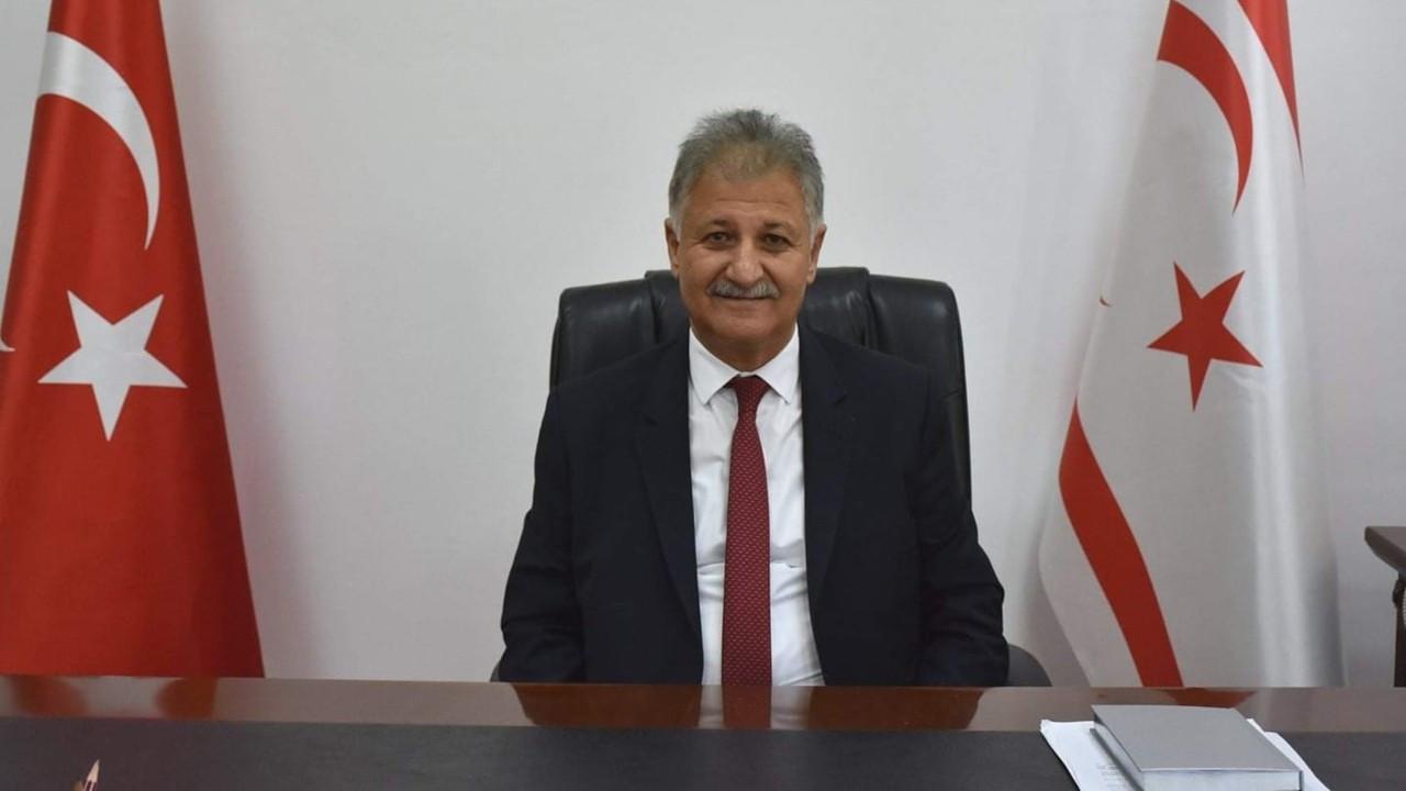 KKTC Sağlık Bakanı Ali Pilli görevden alındı