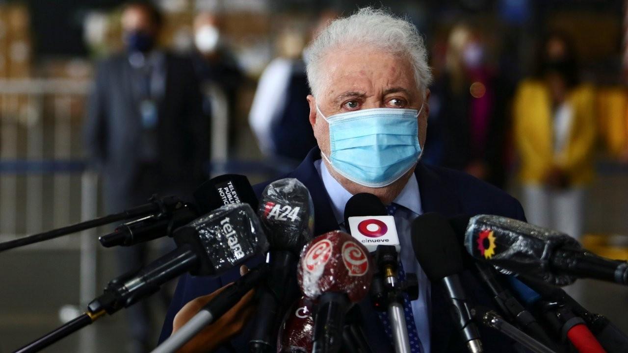 Arjantin'de 'ayrıcalıklı aşı' skandalı: Sağlık Bakanı Garcia istifa etti