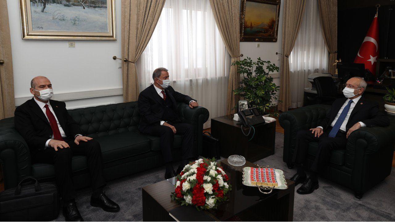 Duvar Arkası: AK Parti-CHP ilişkileri maslahatgüzar seviyesine inecek! - Sayfa 1