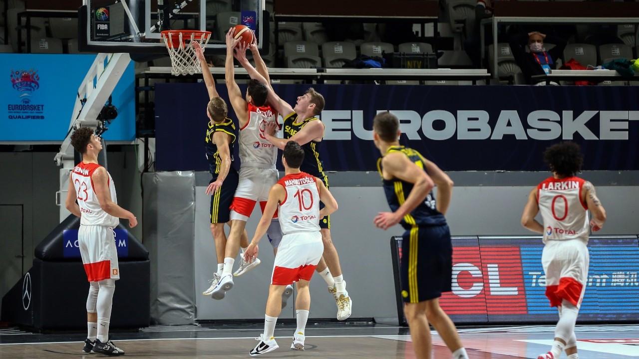 Türkiye A Milli Erkek Basketbol Takımı, Avrupa Şampiyonası'na katılma hakkı kazandı