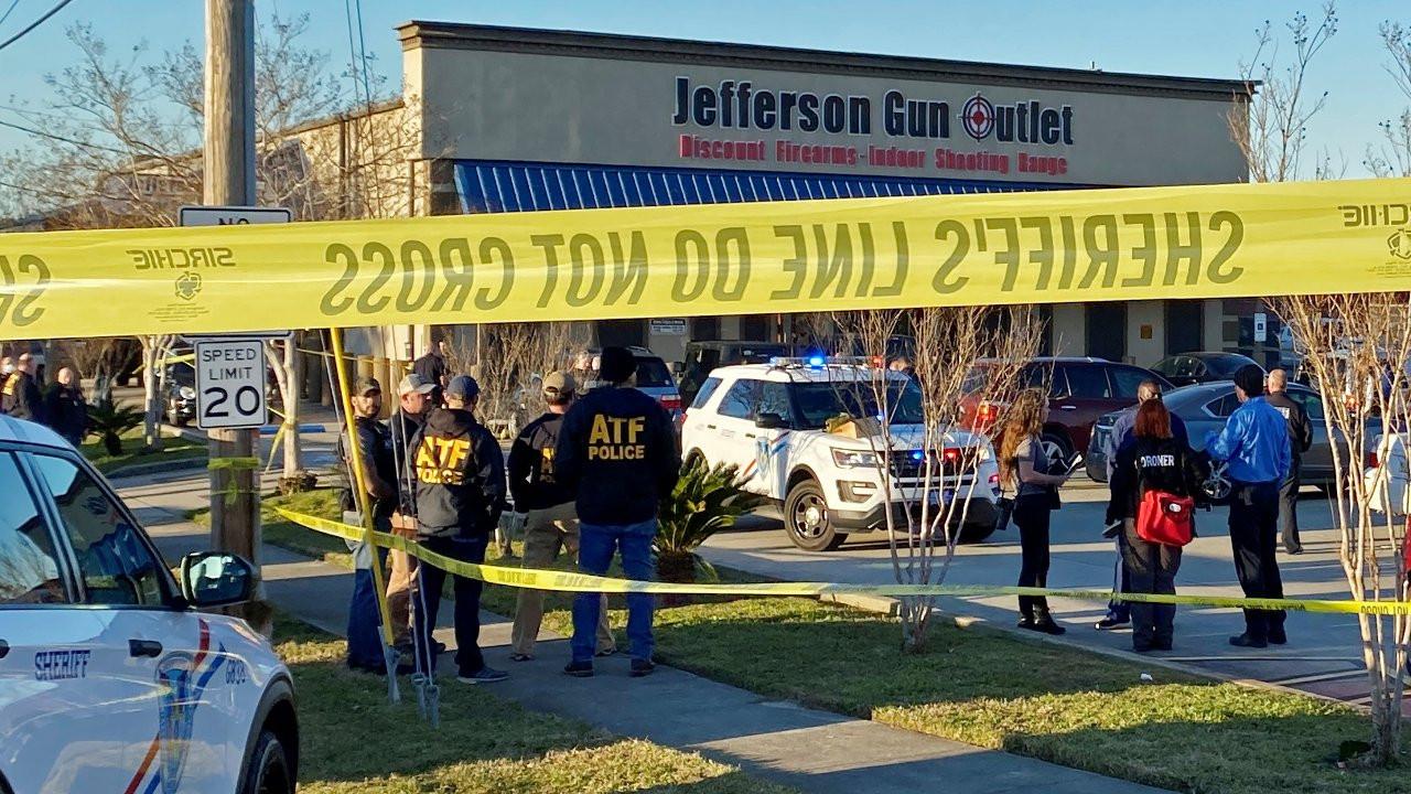 ABD'de silah dükkanında silahlı çatışma: Üç ölü