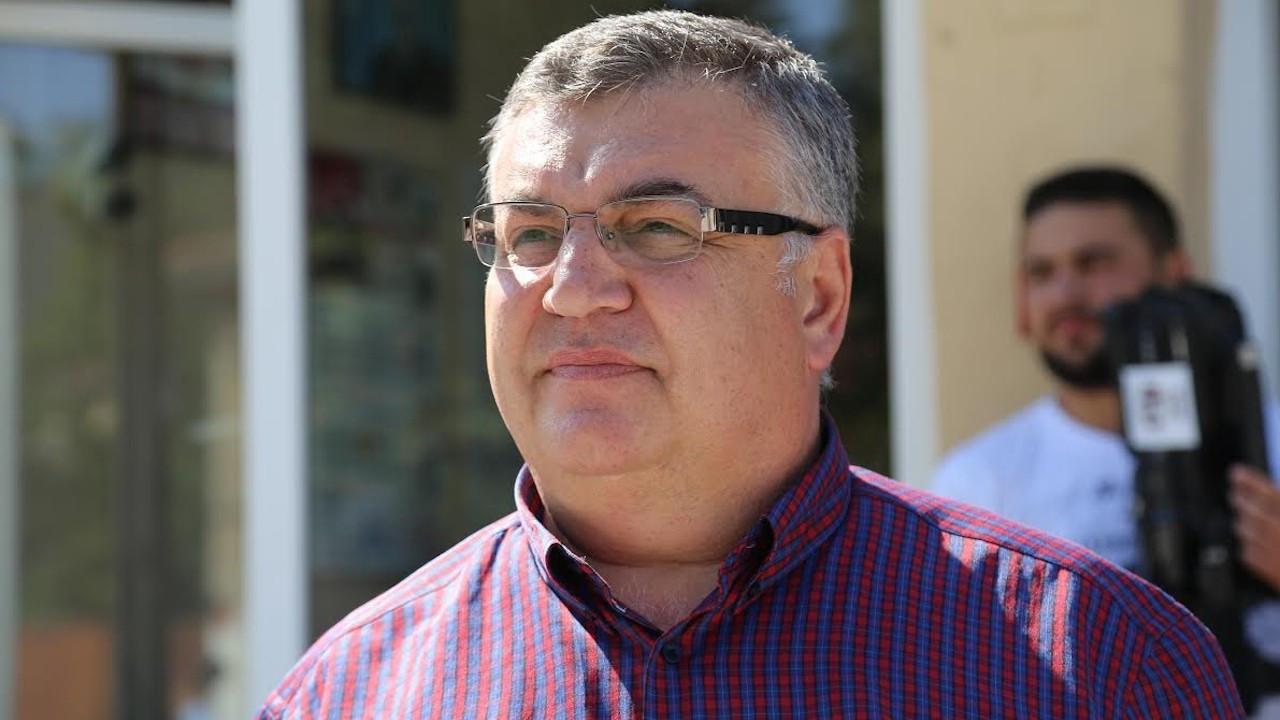 Belediye Başkanı Kesimoğlu koronaya yakalandı