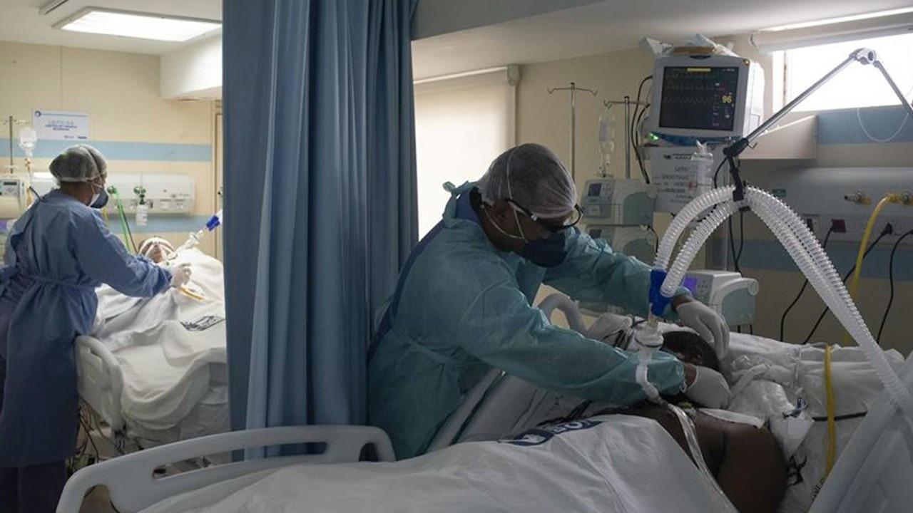 Salgında son durum: 8 bin 104 yeni vaka, 78 ölüm