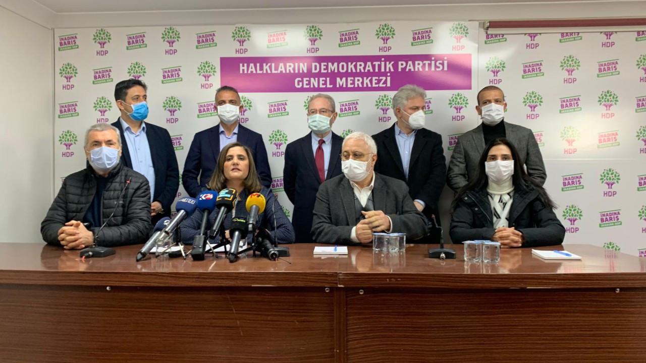 HDP'li Taşdemir: Ben Garê'ye gitmedim, itibar suikasti yapılıyor