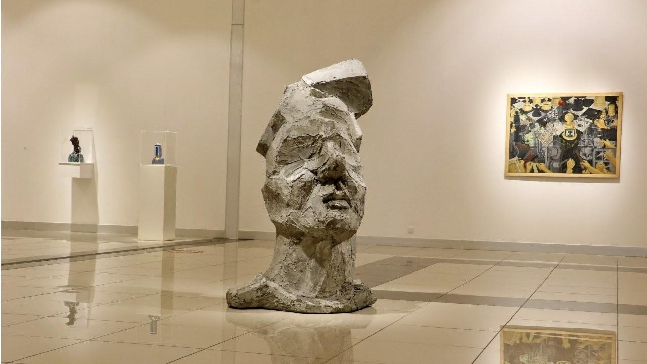 Pandeminin sanata etkileri 'Yeniden' sergisi ile tartışmaya açılıyor