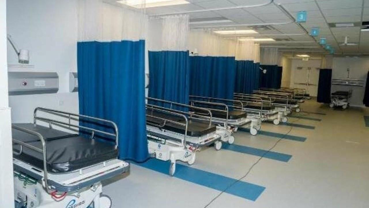 Gana'da bir hastanede 64 sağlık çalışanının testi pozitif çıktı