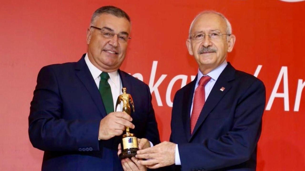 Kırklareli Belediye Başkanı Mehmet Siyam Kesimoğlu CHP'ye katıldı