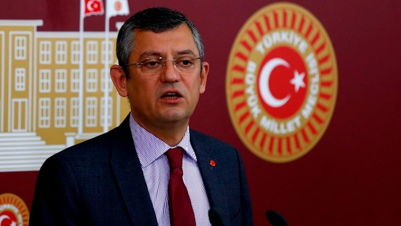 CHP'li Özel: Acilen Soylu hakkında soruşturma komisyonu kurulmalı