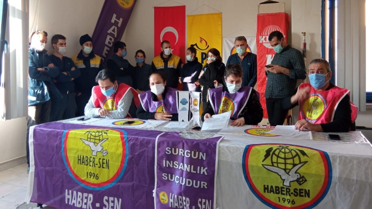 PTT'de 'İşçiler neden işten çıkarıldı' diye soran amir sürgün edildi