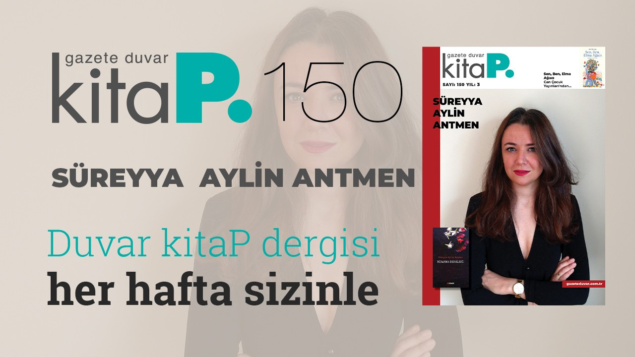 Süreyya Aylin Antmen'den kırk şiir: Bırakma Dersleri