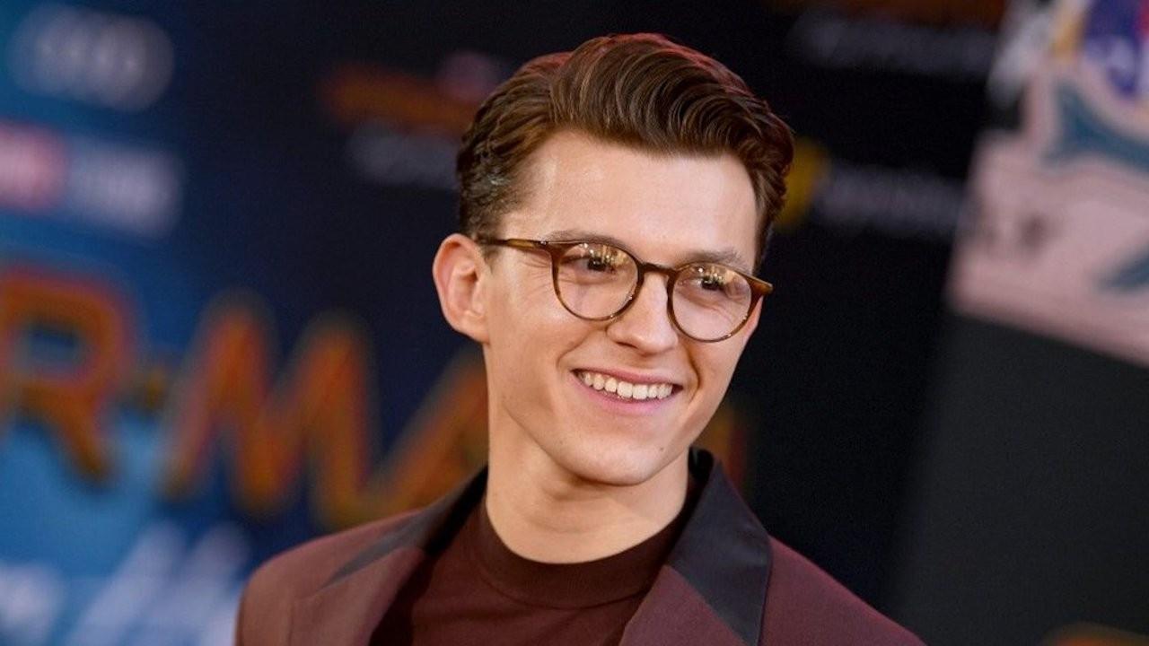 Tom Holland'ın 'Star Wars' itirafı: Gülme krizine girdim