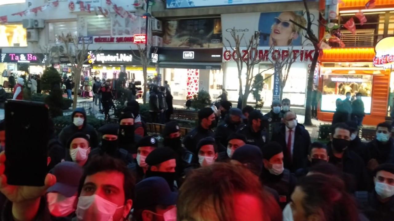 HDP ve HDK'nin basın açıklaması engellendi: 'Bêrû'nun devamıdır