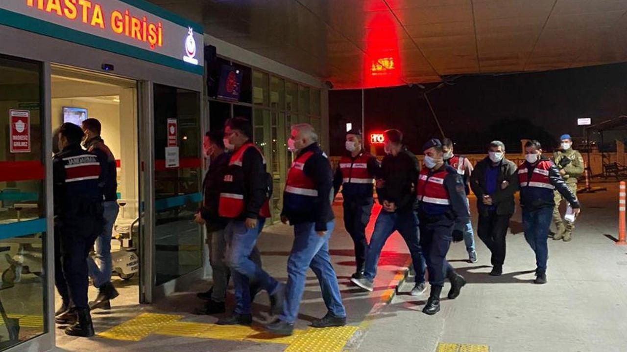 47 ilde 'FETÖ' operasyonu: 130 kişi gözaltında