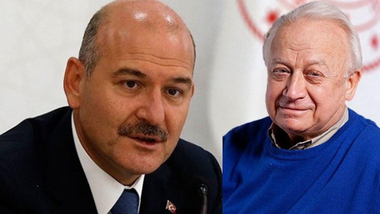 Eski rektörlerden Soylu'nun hedef aldığı Prof. Ergüder'e destek
