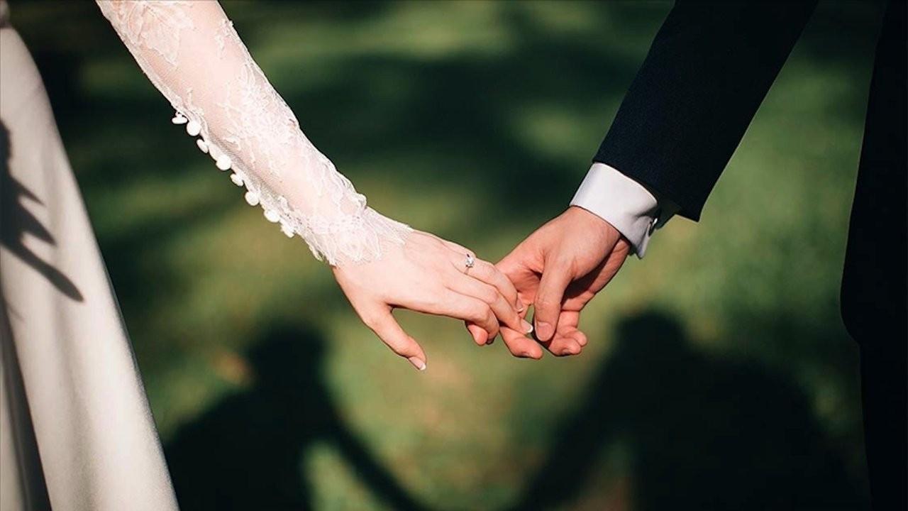 Korona döneminde evlilik yüzde 10 azaldı