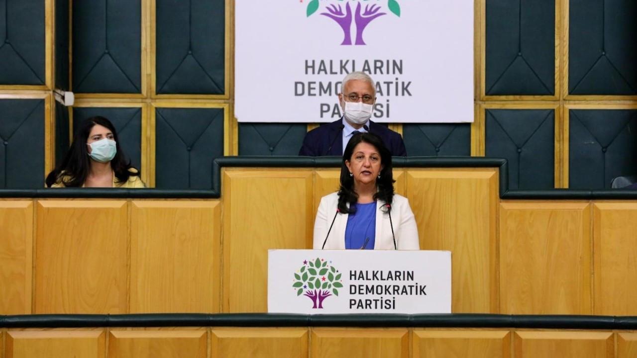 HDP'den dokunulmazlık hazırlığı: MYK ve Meclis grubu toplanacak