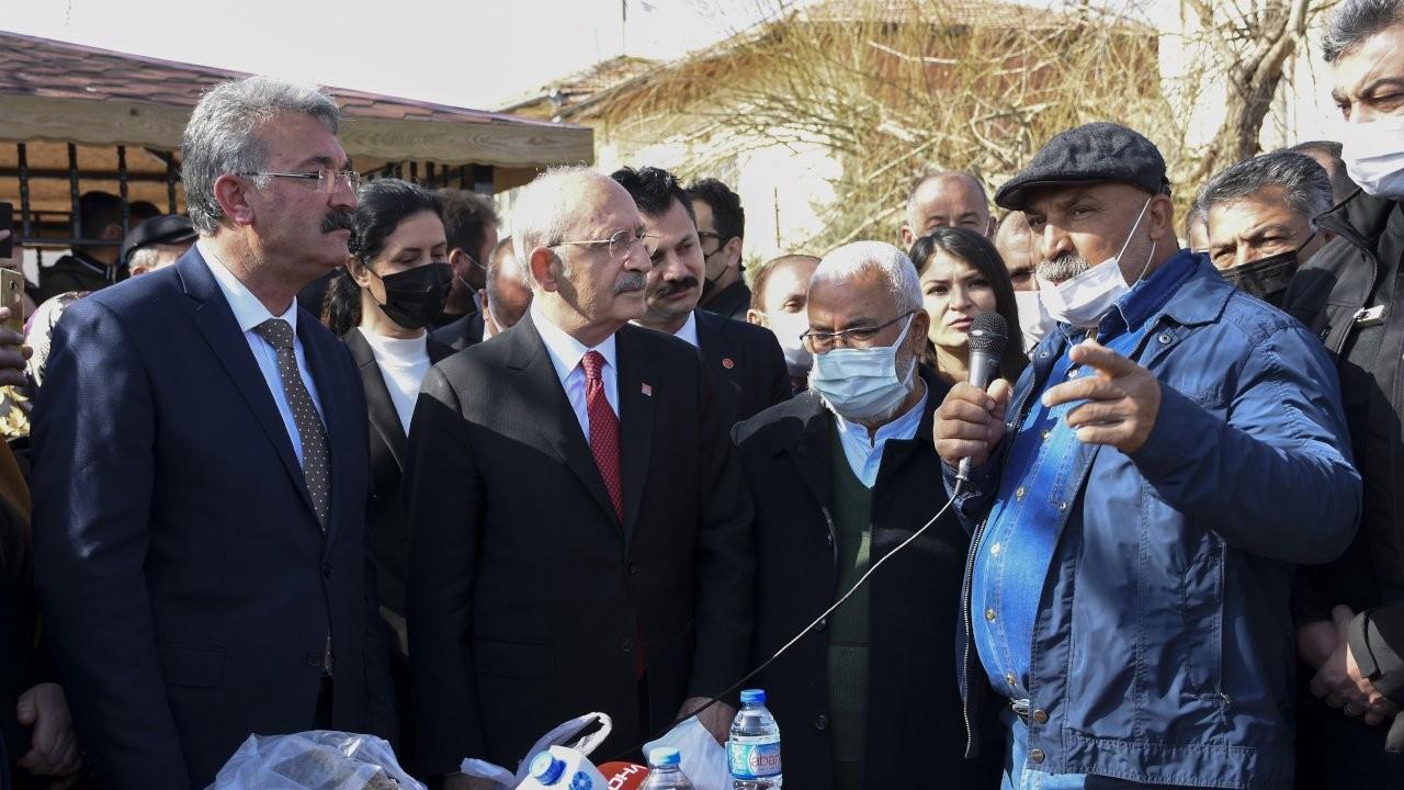 Kılıçdaroğlu'ndan çiftçilere: Sözüm var, o faizleri sileceğim