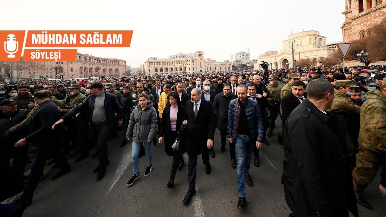 'Ermenistan'da görünenden daha derin bir siyasi kriz var'