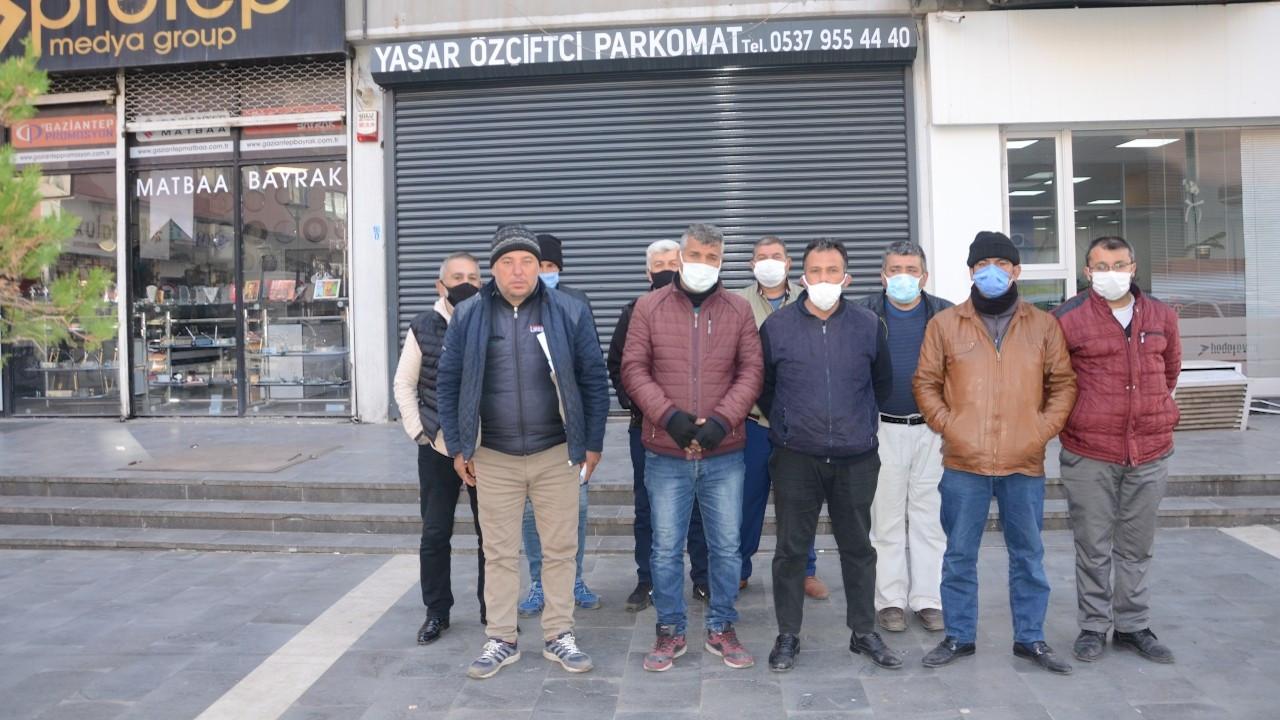 Gaziantep'te parkomat ihalesi feshedildi, 80 kişi işsiz