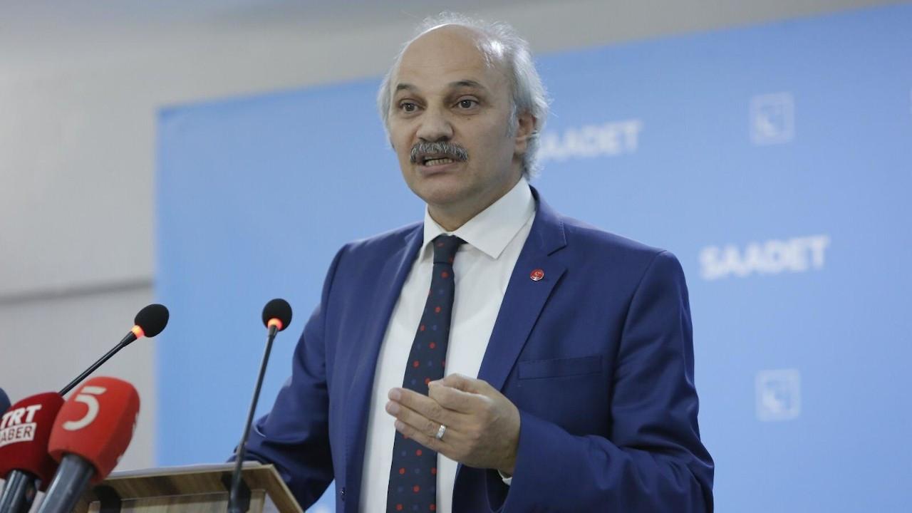 SAADET'ten AK Parti'ye İstanbul göndermeli davet