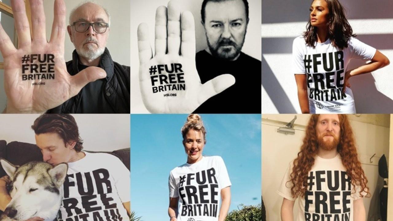 İngiltere'de sanatçılardan Boris Johnson'a 'kürkü yasakla' çağrısı