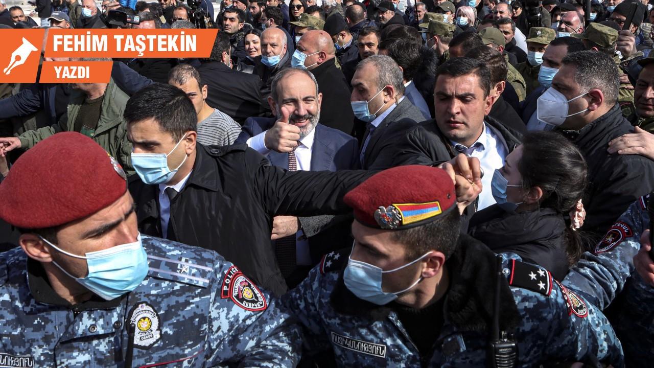 Ermenistan'ın bitmeyen savaşı