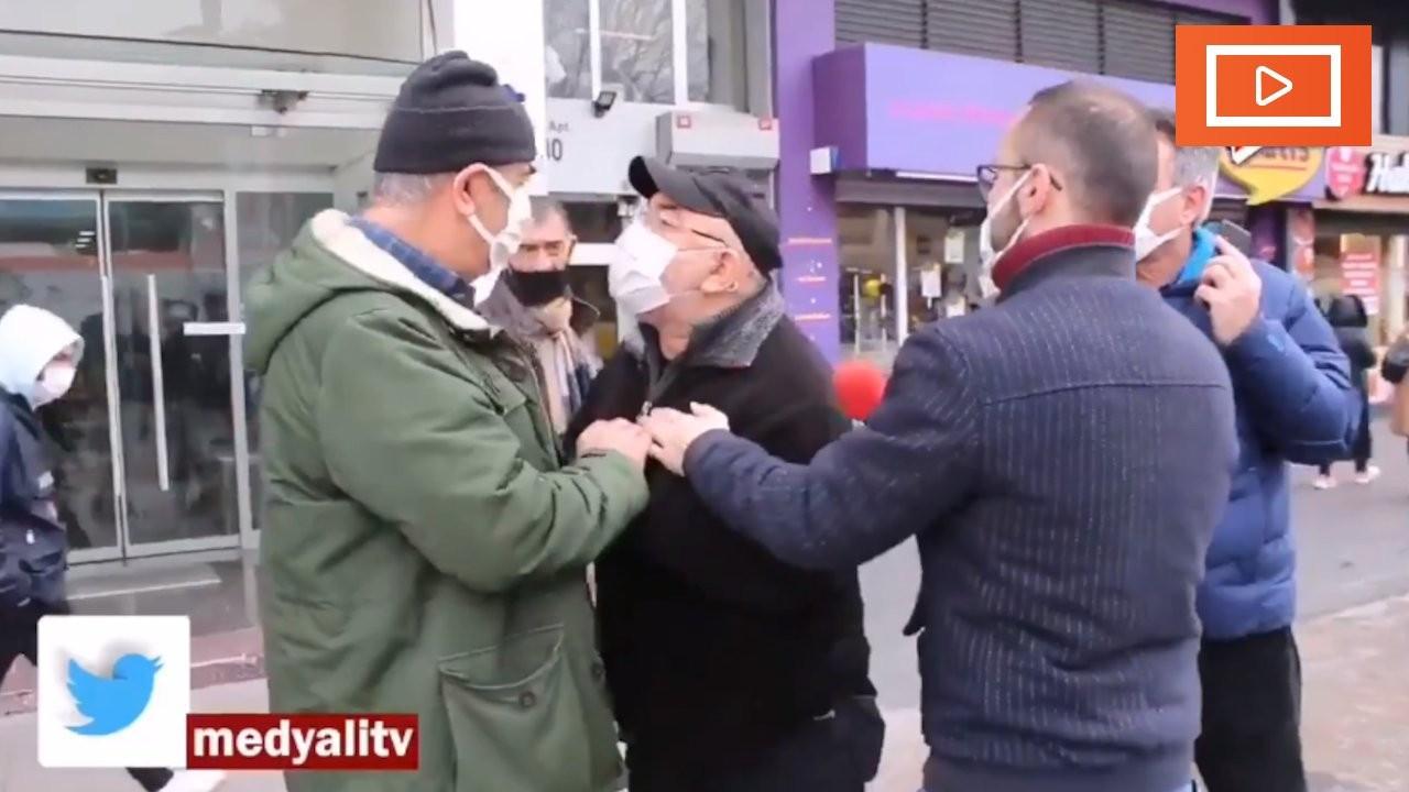 Sokak röportajında Kanal İstanbul sorusu kavga çıkardı