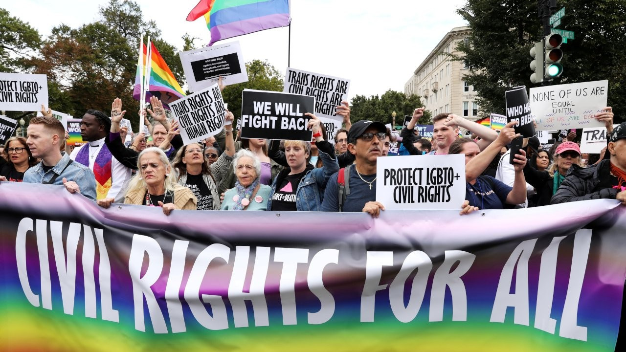 ABD'de LGBTİ+ haklarının korunması için Eşitlik Yasası'na onay