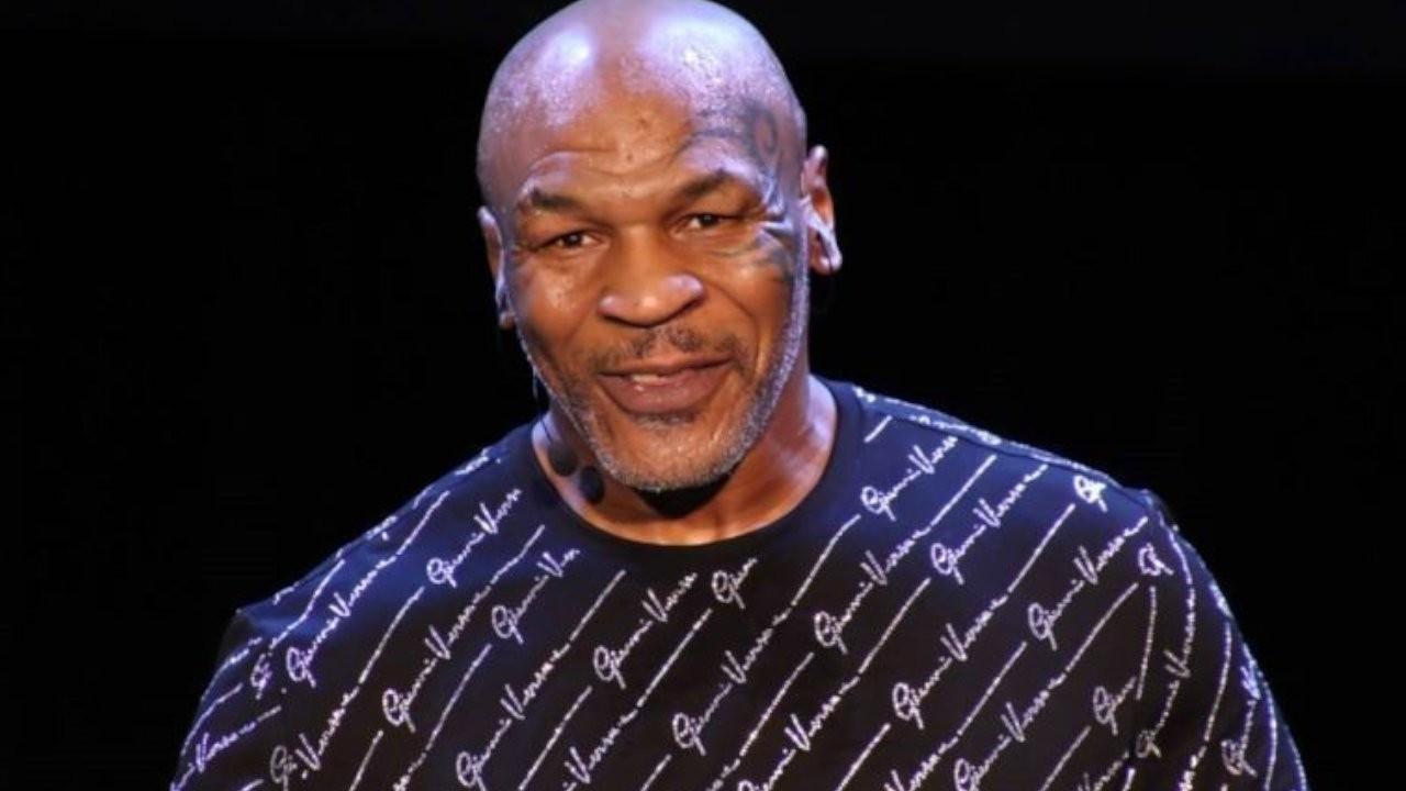 Mike Tyson'dan hayat hikayesini 'izinsiz' aktaracak yapıma tepki