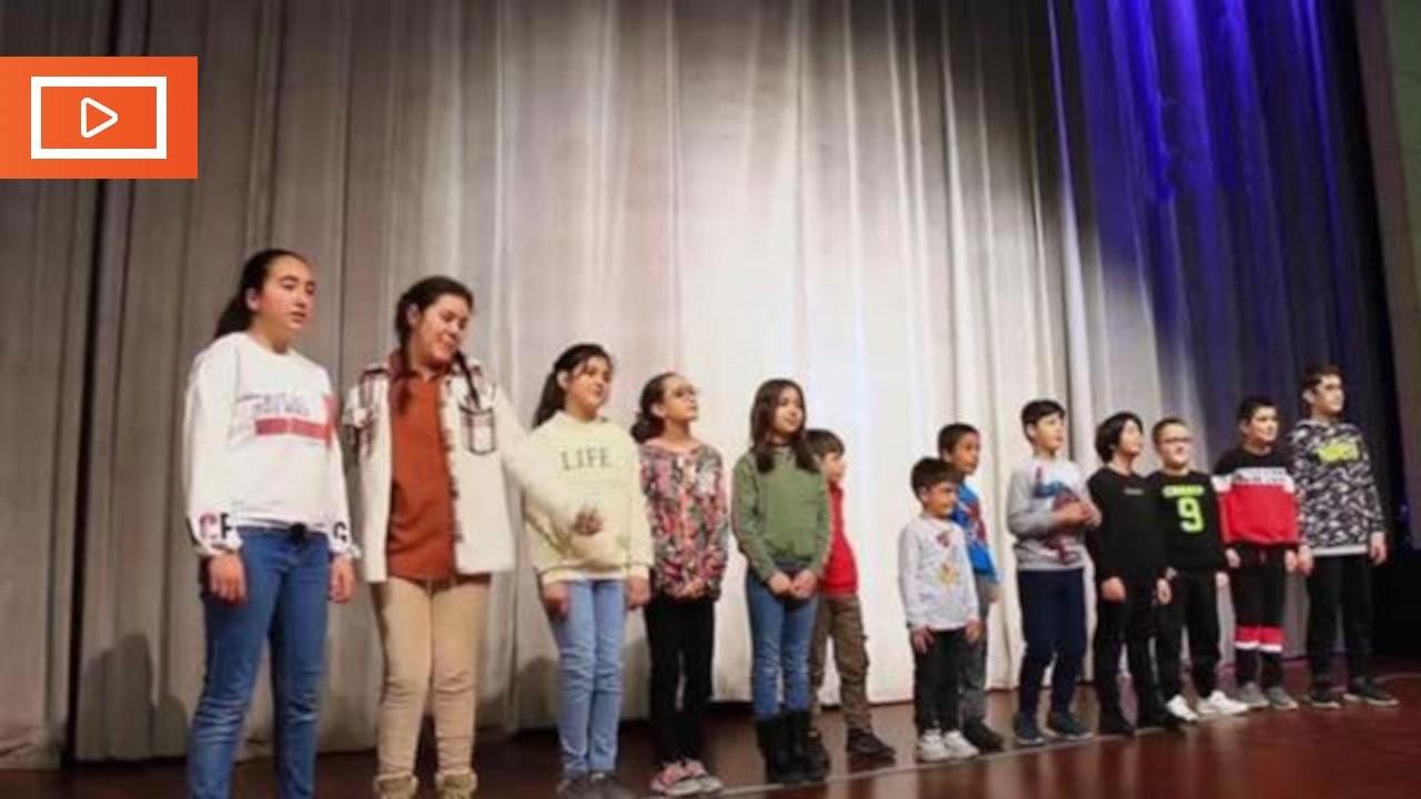 Erdoğan'a doğum günü şarkısı: Çok yaşa Tayyip dede