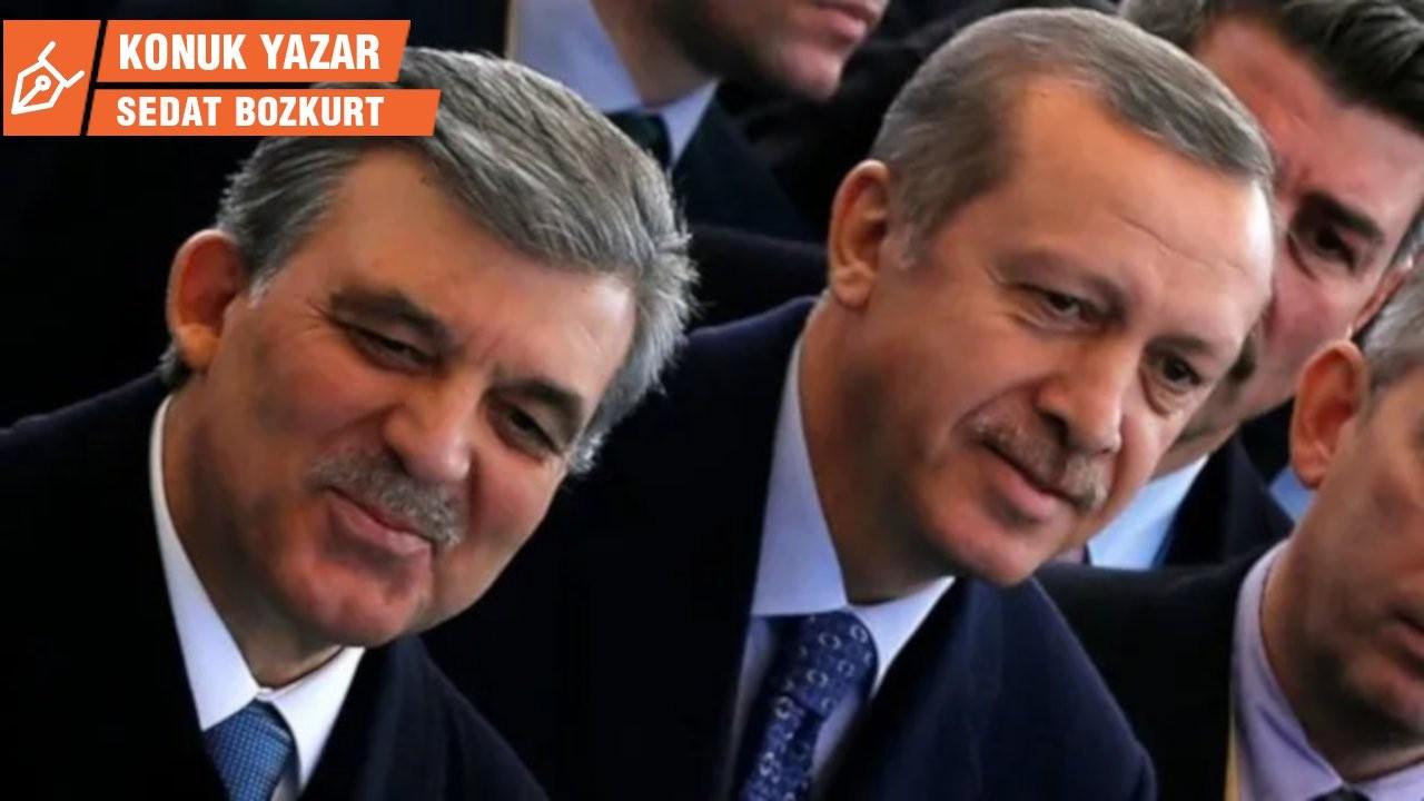 Gül ile Erdoğan nerede ayrıldı?