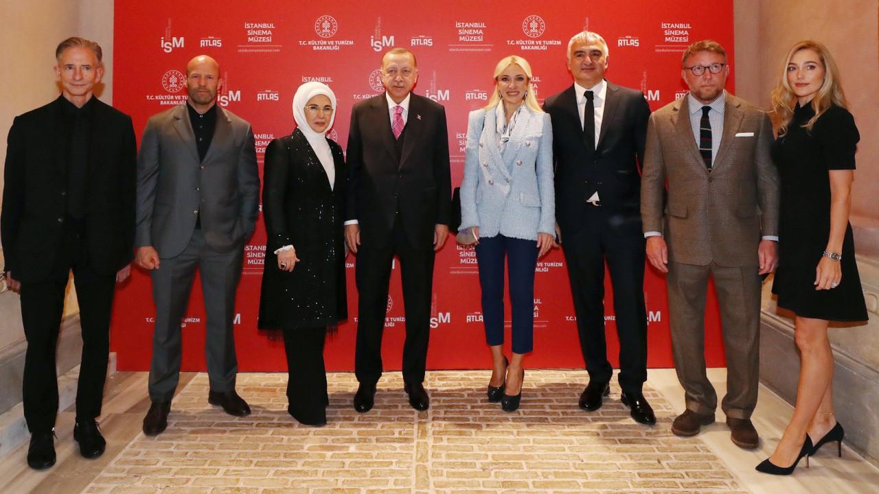Hollywood starları Erdoğan'ın doğum gününü kutladı