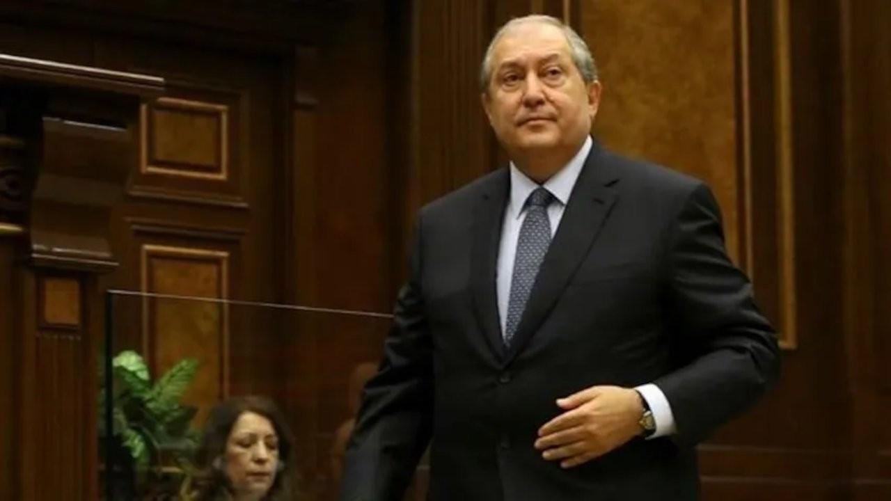 Ermenistan Cumhurbaşkanı, Gasparyan'ı görevden almayı reddetti