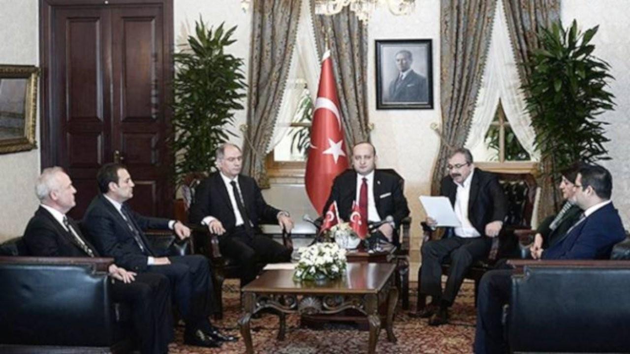 HDP: Türkiye'nin tek çıkışı Dolmabahçe Mutabakatı'dır