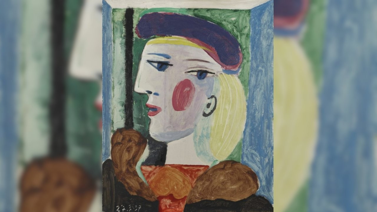Picasso portresi 37 yıl sonra satışta