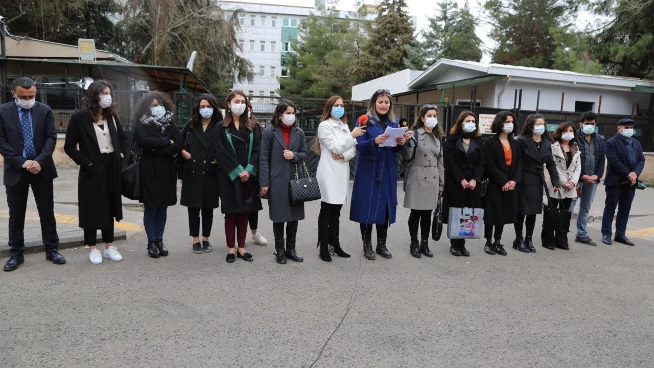 Diyarbakır Barosu Kadın Hakları Merkezi'nden yargı ve idareye çağrı