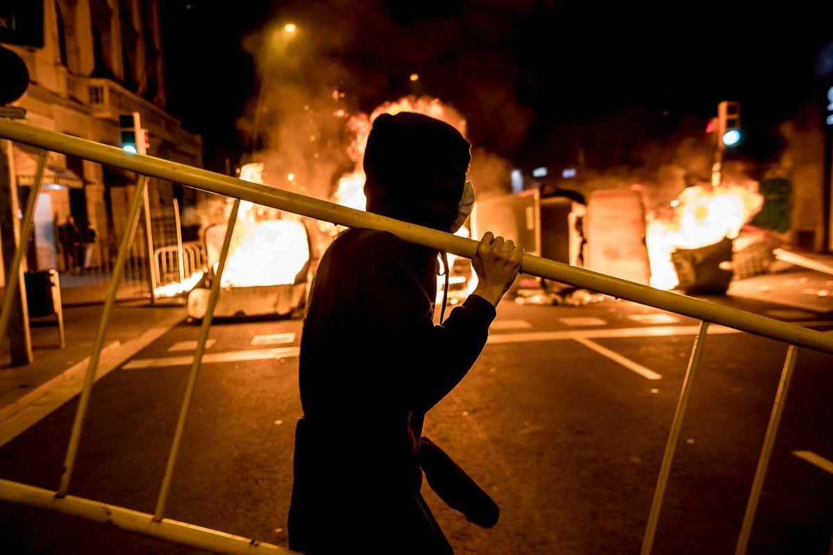 İspanya'da Pablo Hasel protestoları: Mesele 'bir rapçi'den çok daha fazlası - Sayfa 4