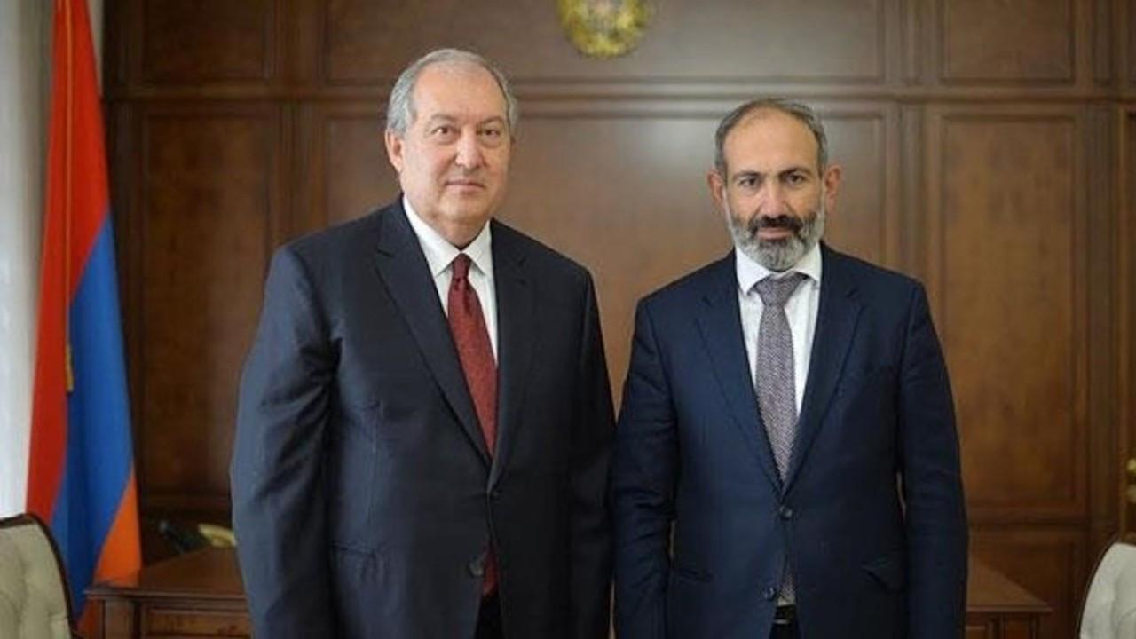 Kriz büyüyor: Ermenistan Cumhurbaşkanı'ndan Paşinyan'a ikinci veto
