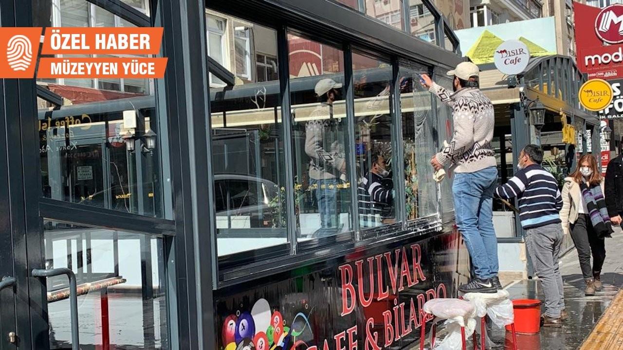 Esnaftan çağrı: Vergi borcu silinsin, işletmeler yeniden kapatılmasın