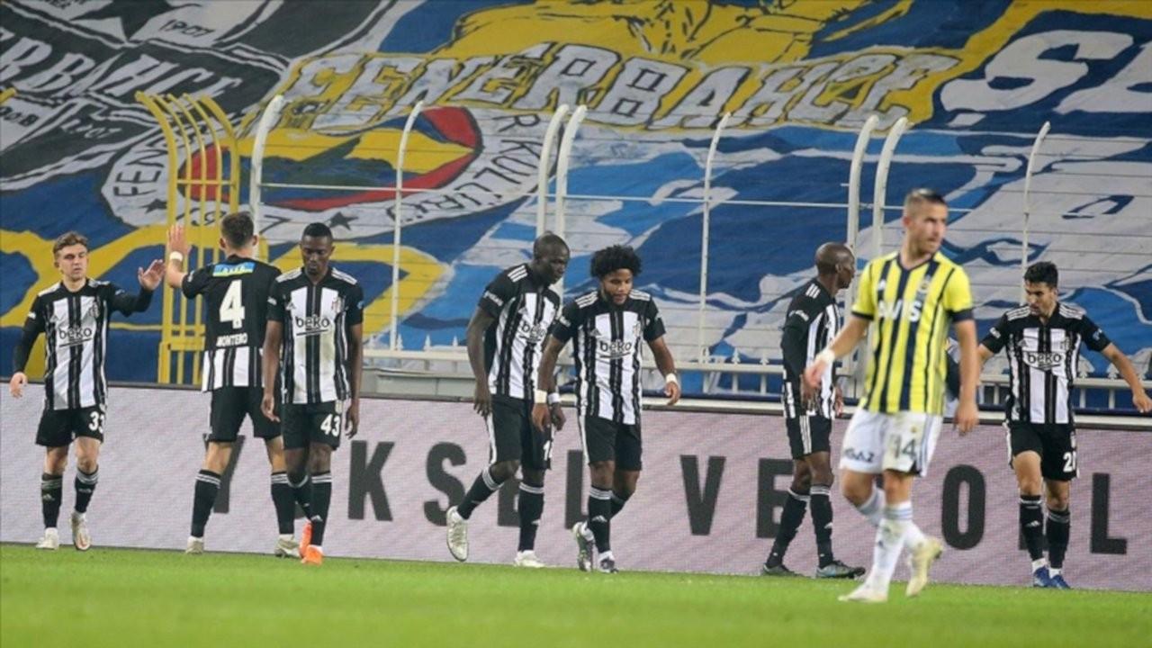 Beşiktaş-Fenerbahçe derbisi 21 Mart'ta oynanacak