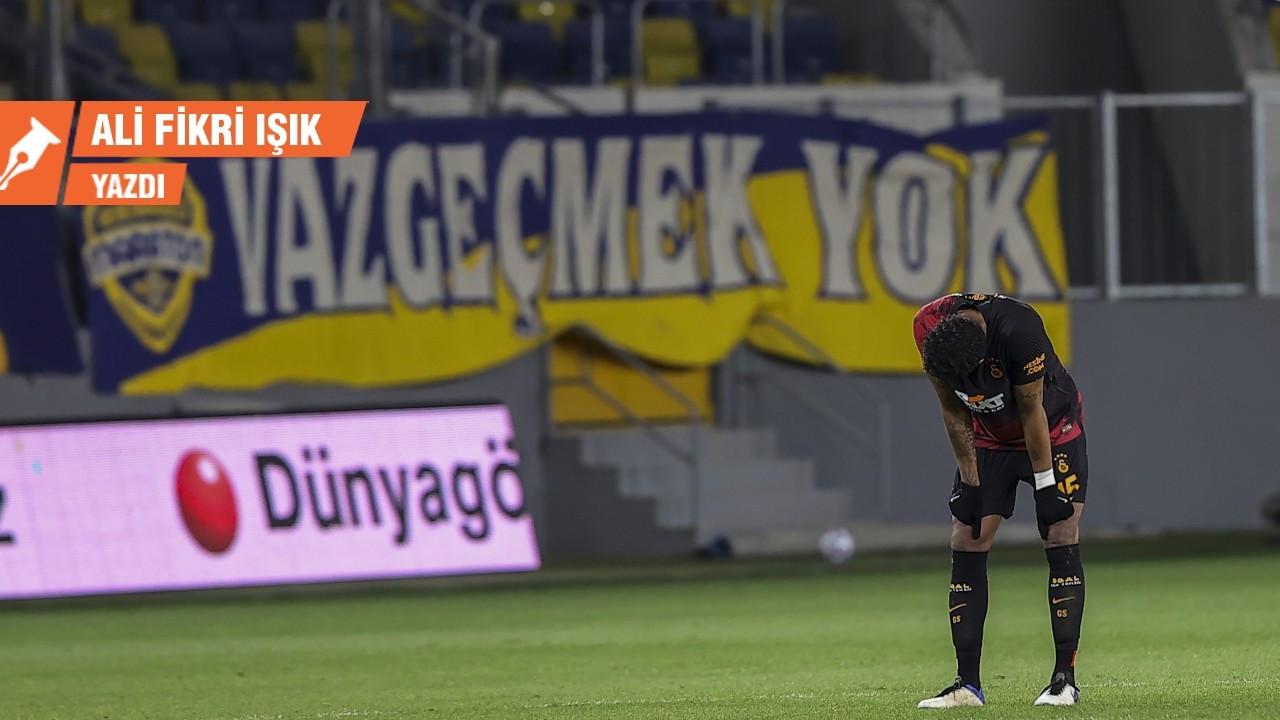 Galatasaray kapkara