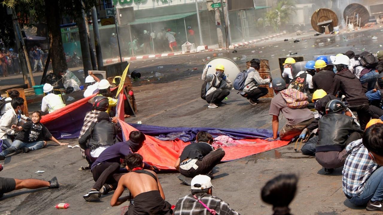 Dışişleri: Myanmar'da ölümcül güç kullanımını şiddetle kınıyoruz