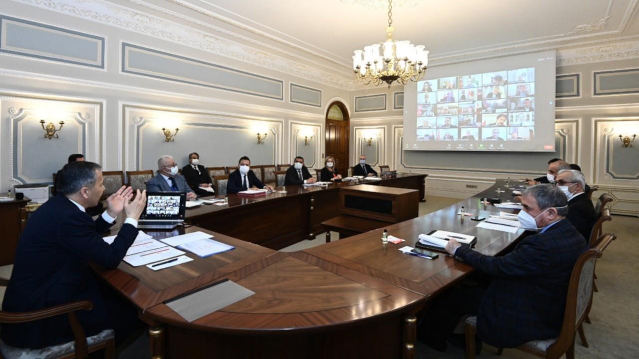 İstanbul Valisi de 'dinamik denetim' için 'sahada' olacak